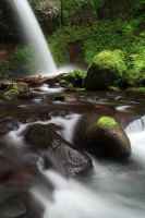 Ponytail Falls by StevenDavisPhoto