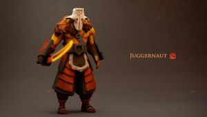 Yunero the Juggernaut by BenSow