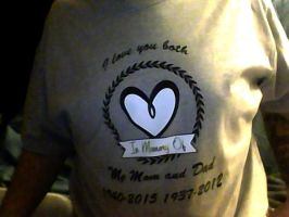 My Memorial Shirt front side by Angelis1911