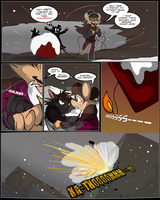 Keeping Up with Thursday, Issue 13 page 7 by AaronsArtStuff