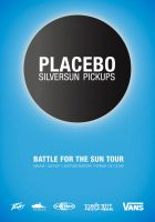 Placebo and Silversun Pickups by Morillas