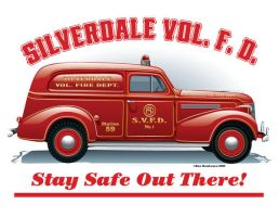 Chief's Car Silverdale VFD by yankeedog