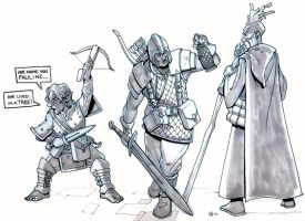 Player characters? by Pachycrocuta