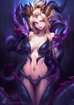 Dragon Sorceress - Zyra by Grooooovy