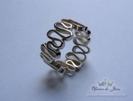 Chantilly Silver Ring by raulsouza