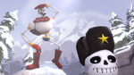 Papyrus' Quest For The Skeletal Dance Animation by ata64