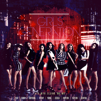 SNSD: MR MR 4 by Awesmatasticaly-Cool
