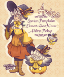 Anise the Pumpkaboo [CLOSED] by avroillusion