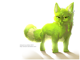 YellowGreen by arucarrd