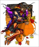 """Happy Halloween """"Full View"""" by AlmightyAce"""