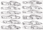 Grand Sport Coupe Sketches by vsdesign69