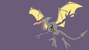 Meta Ridley Wallpaper by Oldhat104