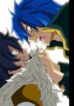 Fairy Tail 369 - We must defeat Zeref together by codzocker00