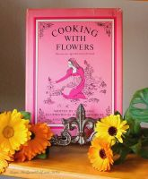 Cooking With Flowers by lupagreenwolf