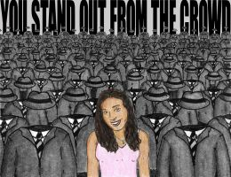 Stand Out by gjones1