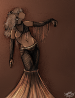Bronze Dancer by Capt4in-Ins4nity