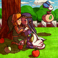 Streetpass Tree by Zeepla