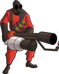 TF2 Pyro by dczanik