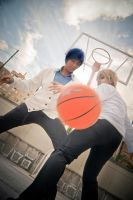 AoKise - Don't play my game by Hikari-Kanda