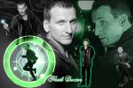 Doctor Who Ninth Cristopher Eccleston by Ferrlm