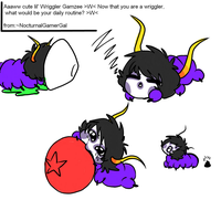 Ask from ~NocturnalGamerGal 100th ask!!! by askGAMZEE-MAKARA-ask