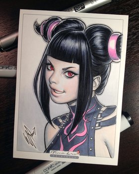 Lil Juri by WarrenLouw