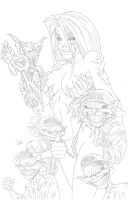 Witchblade IV by computeropolis