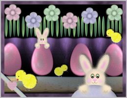 Pimp My Easter Fractal by Astrantia01