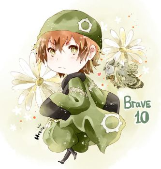.Brave 10. by Hetiru