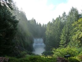 Butchart Gardens 6 by raindroppe