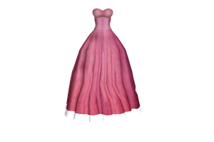 MMD Prom Dress DL by 2234083174