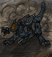Zoids - Static by Zues120