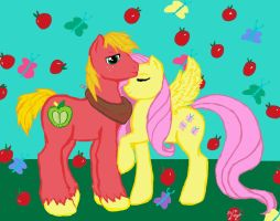 FlutterMac-This Love Is Ours by TheSisters2
