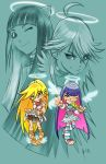Panty n Stocking JoGeeTV by joverine