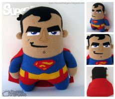 Superman by ChannelChangers