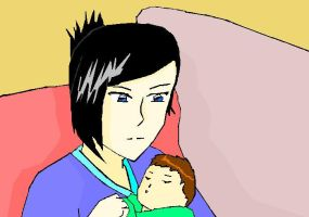 Nanao Ise a Mother by PanMarlon