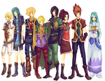 Golden Sun: The Lost Age by Donnis