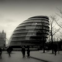 City Hall by lostknightkg