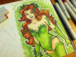 Poison Ivy by khallion