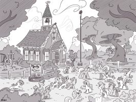 Come Home Act 1 Page 30 by Dilarus