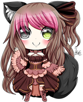 Com: Daine-Hime by Ivory-Ice