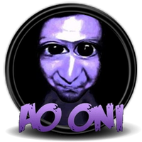 Ao Oni - Icon by Blagoicons