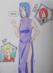 Konan is a model by YinHaru95
