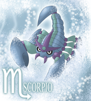 Scorpio by cobaltdragon
