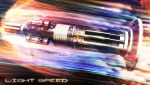 Light Speed by GuilleBot