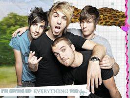 All Time Low Wallpaper 3 by gahhstar