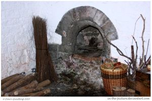 The Medieval Kitchen by In-the-picture