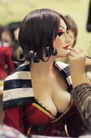 Mad Moxxi - Borderlands cosplay in process by MonoAbel