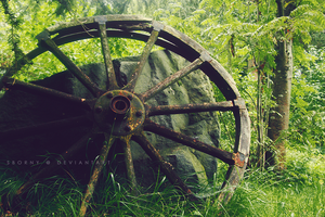 Wheel of Time by Sborny