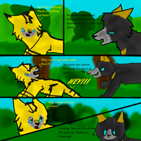 Breaking The Odds Page 1 by EllaScout